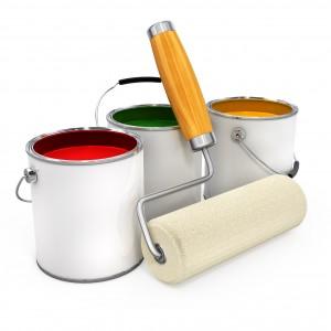 Outils pour peindre soi-même ses murs