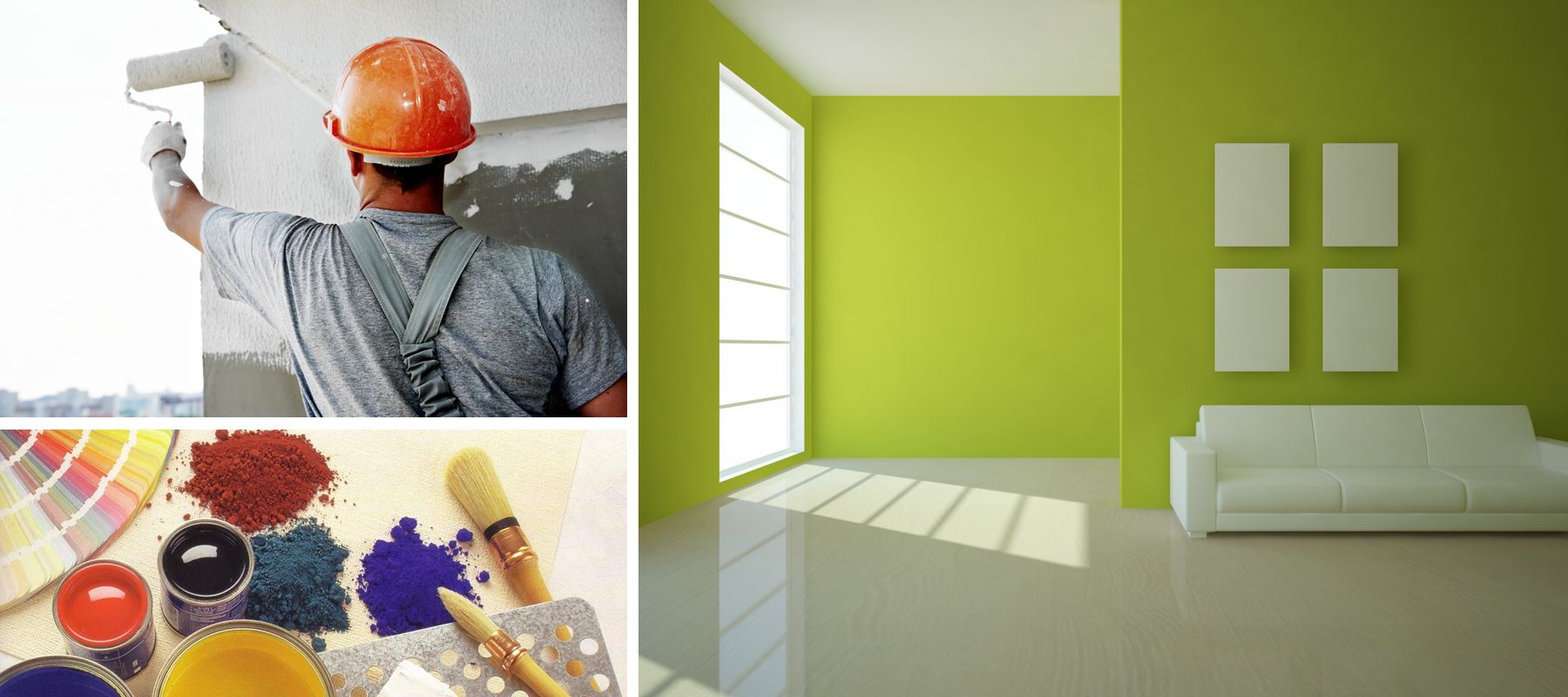 Peindre soi m me ses murs les 3 conseils suivre - Peindre sur peinture glycero ...