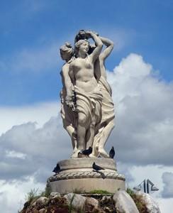 Montpellier, les 3 Grâces